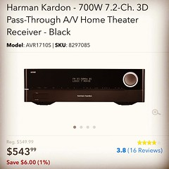 so apparently THIS is what passes for ON SALE at #bestbuy. a massive 1% off!  #really? @bestbuy