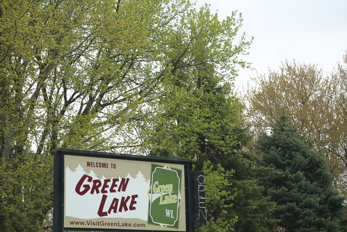Green Lake Wisconsin, Green Lake County WI