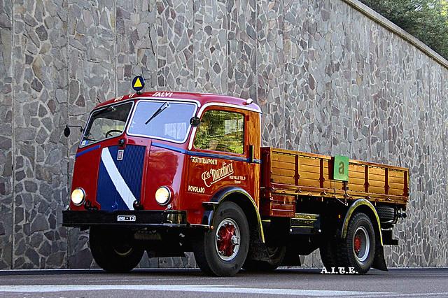 Truck - FIAT  666 N  A.I.T.E.