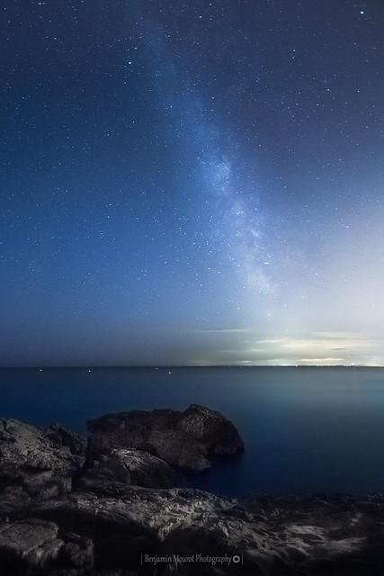 Milky Way [Explore]@Saint Pierre la Mer