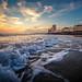 Vlissingen Beach by EricRosenPhotography