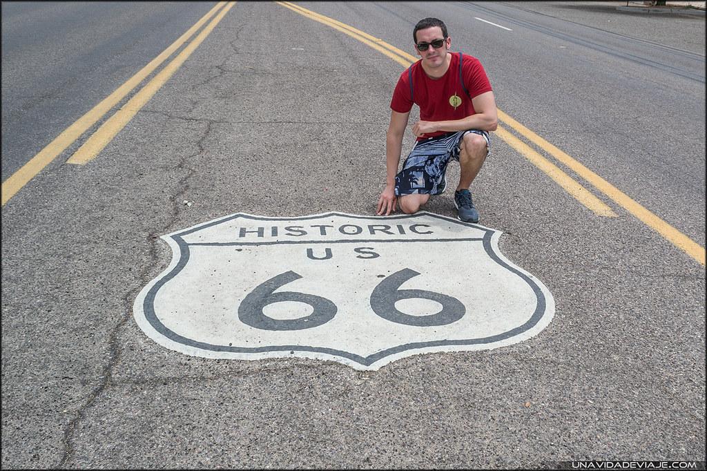 que ver en la ruta 66