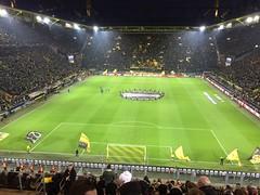Dortmund v Spurs 3:0