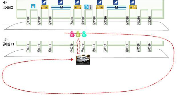 161021 スワンナプーム空港鬼ごっこ4