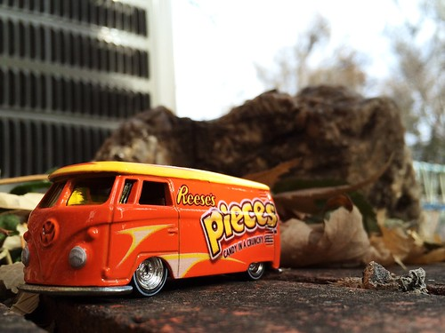 Reese's VW T1 Panel Bus