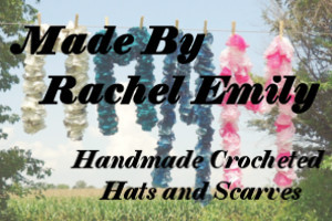Made by Rachel Emily | Handmade Crocheted Hats and Scarves