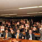 Mobilização no Congresso Nacional pelas 40 horas semanais