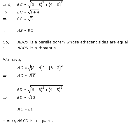 RD-Sharma-class 10-Solutions-Chapter-14-Coordinate Gometry-Ex-14.3-Q16 i
