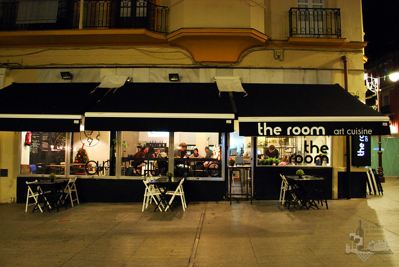 The room art cuisine Fachada
