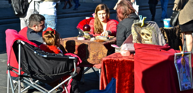 jackson square - psychic readers
