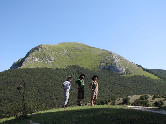 Campo Estivo 2010 - 2011