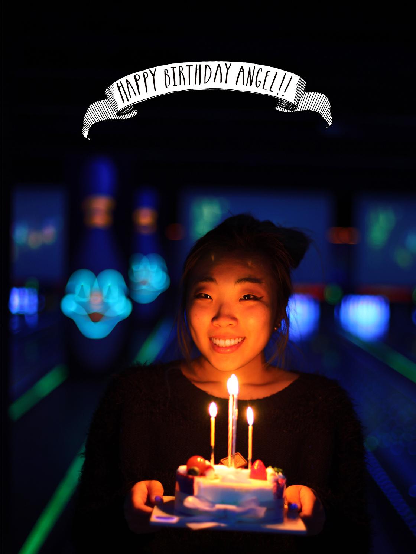 bowling bday 1