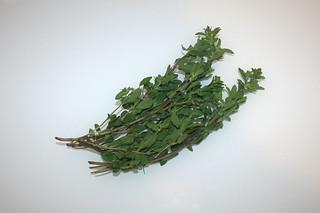 02 - Zutat Majoran / Ingredient majoram