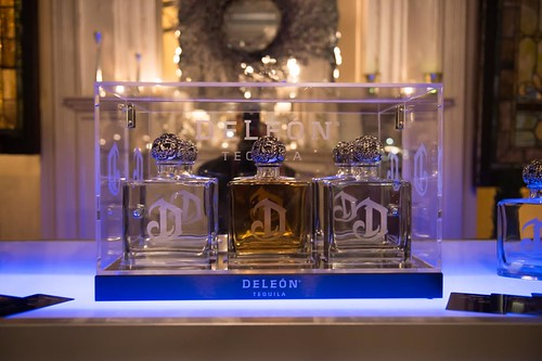 Diageo Hosts Holiday Extravaganza Introducing Deleón Tequila