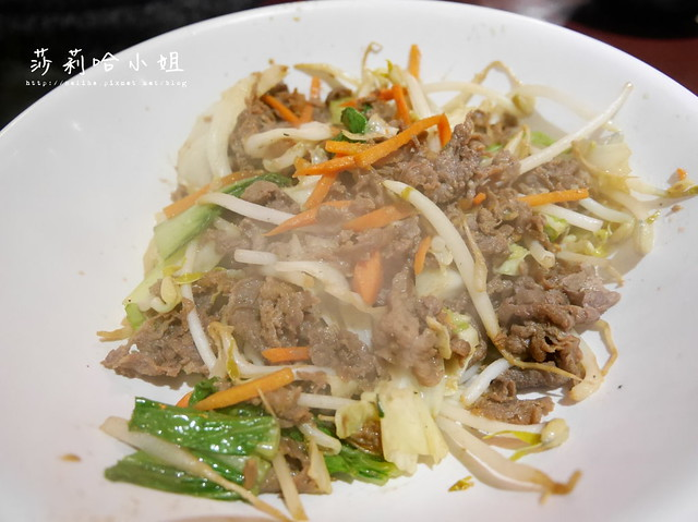 台北新店酸菜白肉鍋蒙古烤肉吃到飽涮八方 (7)