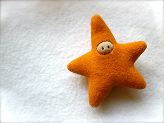 Orange STAR: tan
