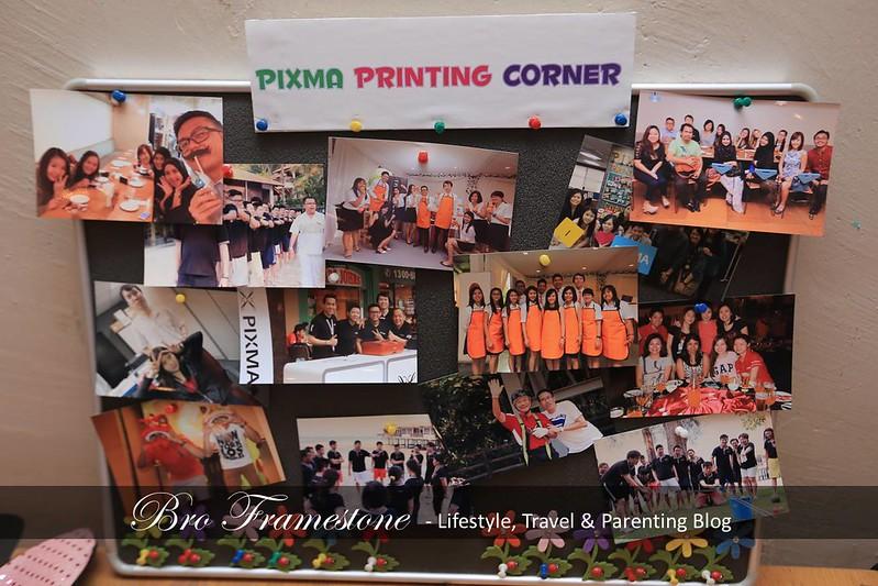 PIXMA Printing Corner