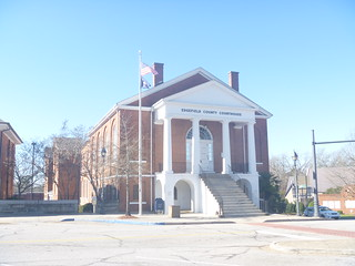 Edgefield County Courthouse,January 18,2015