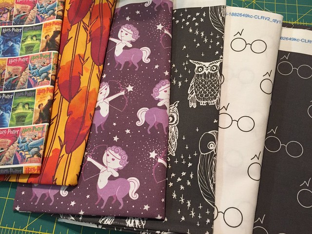 Harry Potter Book Cover Fabric ~ Harry potter or die project leasa