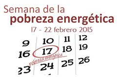 Semana europea de la pobreza energética