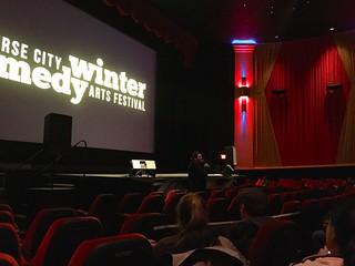 Doug Benson Movie Interruption - Traverse City Winter Comedy Arts Festival 2015