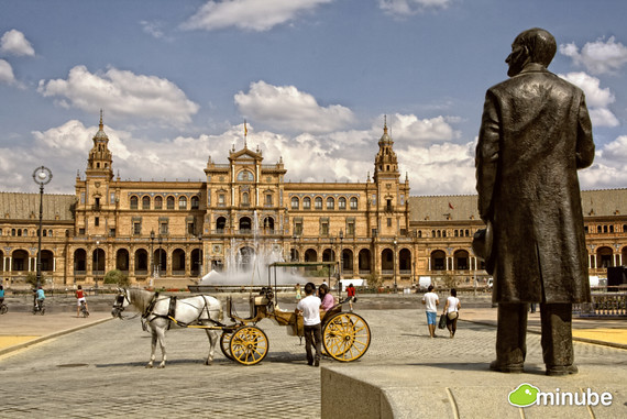 2. Seville, Tây Ban Nha