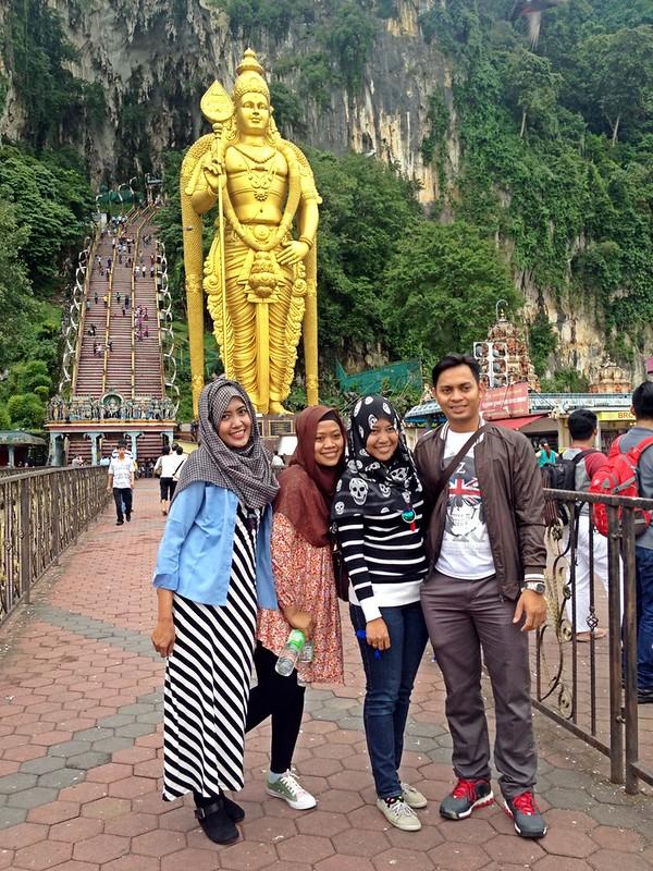 Trip Kualalumpur, Desember 2014
