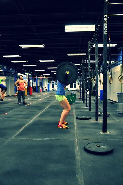 Ladies Night - CrossFit Fringe