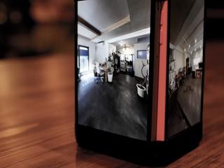 iPhoneCube Panorama