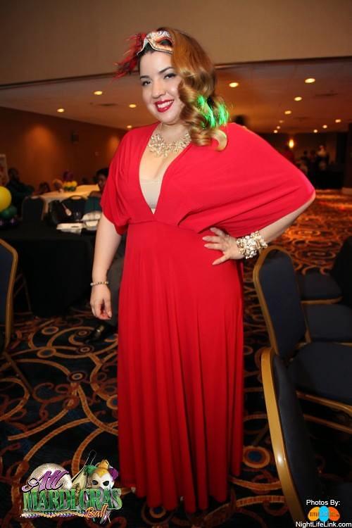 ATL Mardi Gras Ball 2014