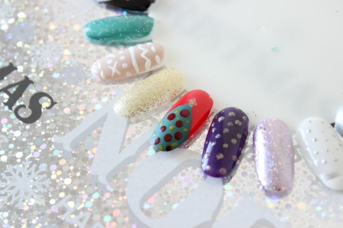 Festive Nails 3