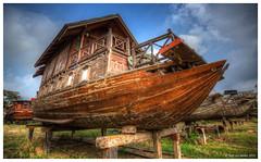Thailand: Boatyard