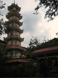 Xa Loi Pagoda 的形象. vietnam saigon hochiminhcity