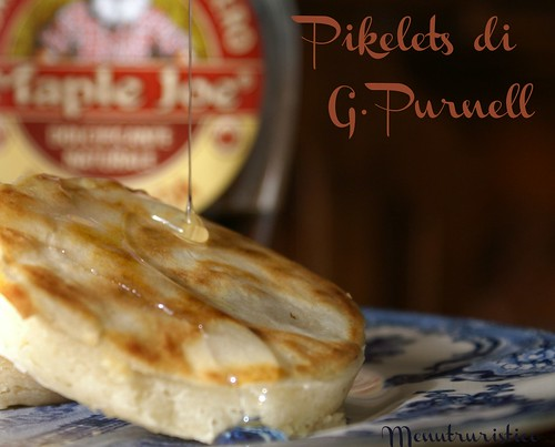 pikelets Purnell