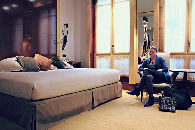Park Hyatt Paris Vendome Deluxe hotellihuone arvostelu