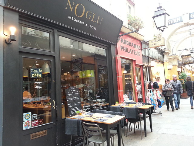 NoGlu restaurant Paris