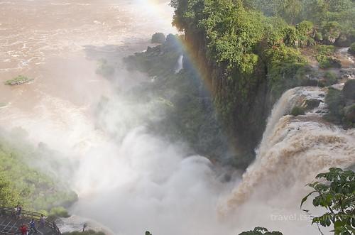 【写真】2015 世界一周 : イグアスの滝・アッパートレイル/2021-03-24/PICT7459
