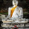 To think, a year ago me and Buddha were chilling in #Ayutthaya #Thailand #Buddha #Buddhist #Religion #Ancient #Siam
