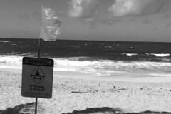Sunset Beach - Strong current