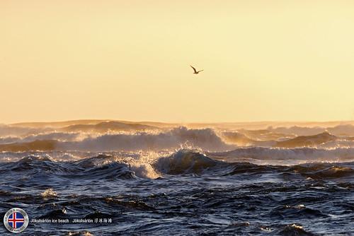 winter sunrise iceland jökulsárlón sgtrekker jökulsárlónicebeach nikonafs80400mmf4556g