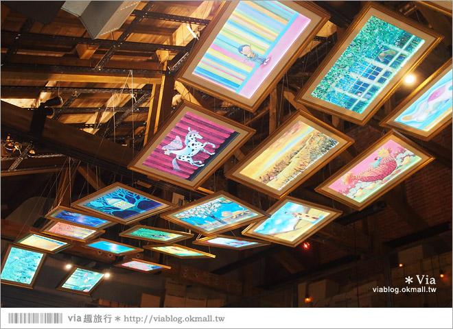 【台北幾米餐廳】華山幾米品牌概念餐廳~故事團團轉/是美味的餐廳,更是文創概念店19