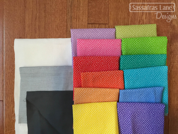 Arcadia Avenue Fabric Options