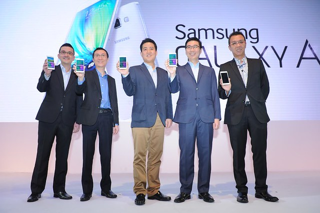 Samsung GALAXY A5 and A3 Launch - Event Image 2