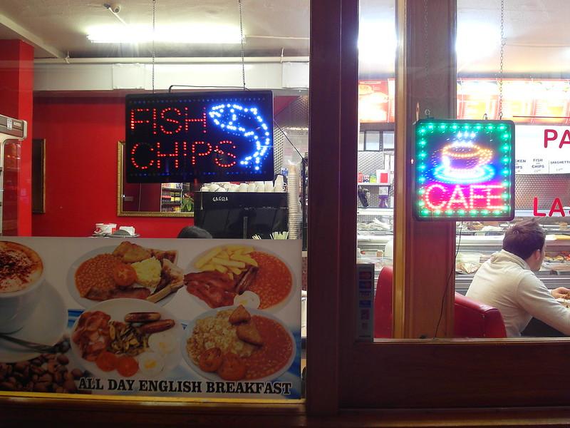 17度C遊倫敦-推薦國王十字周邊美食。Valencia。瓦倫西亞咖啡廳。 (1)