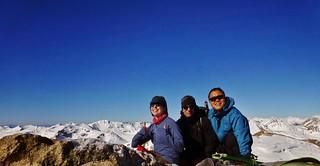 Lackawanna Peak Summit Picture