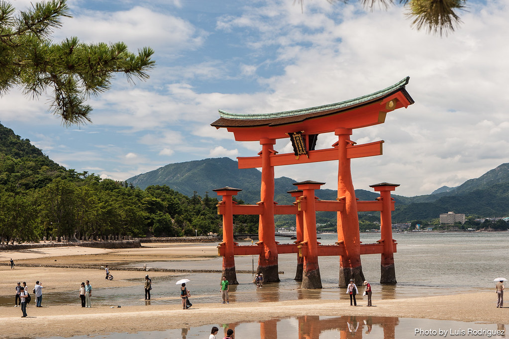 Santuario de Itsukushima-59