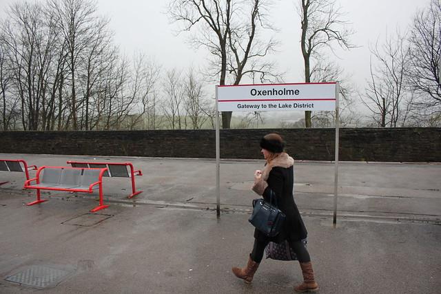 火車遊英國~f前往愛丁堡移動中隨拍