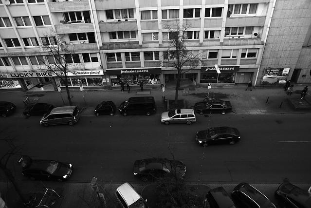 a street in Düsseldorf