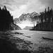 Banff, Alberta by monsters.monsters