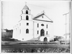 Santa Monica Church & Bell